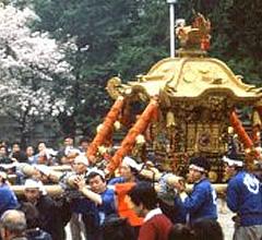 春季大祭(豊年祈願祭)