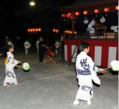 み魂まつり(盆踊り)