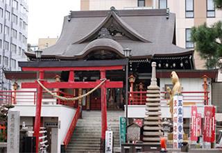 豊川稲荷 札幌別院